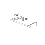 T47 Trac-Master Outrigger Bracket -  /