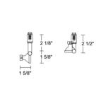 TL110 MR11 Mini-Gimbal Ring Track Fixture 12V -  /