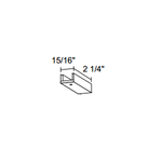 Trac 12 TL38 End Feed Connector/Dead End -  /