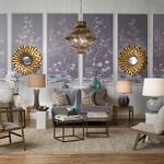 Bouquet Mirror -