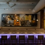 Monorail System with Rebel Head  | by Edge Lighting<br />Kabocha | Japanese Brasserie
