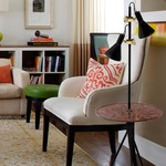 Karlin Floor Lamp by Lightology Collection