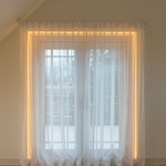 Verge Standard Door Frame Channel by Pure Lighting