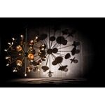 Keegan Chandelier - Brass /