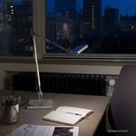 Kelvin LED Desk Lamp with Sensor by Flos Lighting