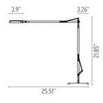 Kelvin LED Presence Detection Table Lamp -  /