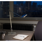 Kelvin LED Presence Detection Table Lamp - Gloss White /