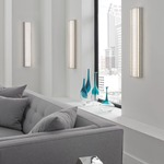 Kenney LED Wall Light by Feiss