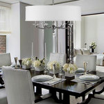 Kensington Shaded Chandelier -