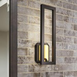 Khloe Wall Sconce by Feiss