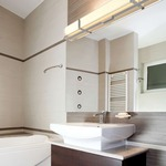 Kii Bathroom Vanity Light by DVI Lighting