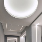 TruLine 1.6A 10W 24VDC Plaster-In LED System  - White /