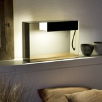La Discrete Table Lamp by Marset