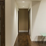 Aurora Halogen Square Edge 3.3 Inch Invisible Trim/Housing by Pure Lighting