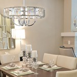 Lancaster Chandelier by Savoy House