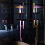 Las Floor Lamp by Oluce Srl