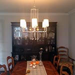 Laurel Chandelier -  /