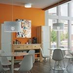 Crossblend Ceiling Flush Light by LBL Lighting