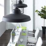 Zevo Pendant by LBL Lighting