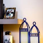 Line Lantern Table Lamp -