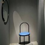 Split Round Mirror by Lee Broom