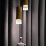 Tumbler Pendant by Lee Broom