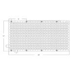 Pixels Configurable LED Light Sheet