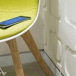 Pop-Out Outlet with Matching Wall Plate by Legrand