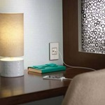 USB Outlets with Matching Wall Plate by Legrand