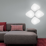 Stone Wall / Ceiling Light -
