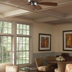 Light Cast Max Ceiling Fan with Uplight by Monte Carlo