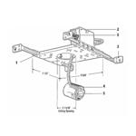 Lytecaster 2002P1 3.75 In Non-IC Standard Frame-In Kit 120V -  /