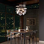 Lilly Chandelier by Lightology Collection