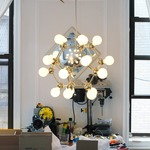 Lina 20 Chandelier by Rosie Li Studio
