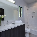 Linear Bathroom Vanity Light by Maxim Lighting