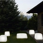 Lite Cube Floor Lamp by Carpyen