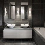 Loft Bathroom Vanity Light by Modern Forms