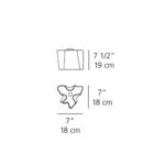 Logico Micro Single Ceiling Mount -  /