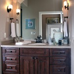 Lola Bathroom Vanity Light -  /