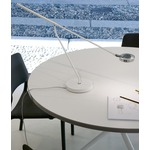 Lutz 290 Desk Lamp - White /