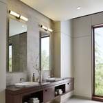 Lynk Bathroom Vanity Light -