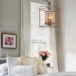 Madame Bardot Pendant by Troy Lighting