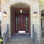 Manhattan Outdoor Wall Sconce by Hinkley Lighting