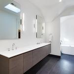 Lufe Square Bathroom Vanity Light -