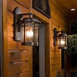 Santa Barbara VX Outdoor Wall Light -  /