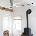 Industry Ceiling Fan no Light by Modern Fan Co.