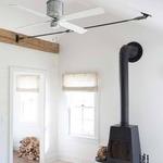 Industry Ceiling Fan no Light -  /
