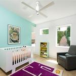 Pensi ceiling fan with led light by modern fan co pen aa 52 al pensi ceiling fan with led light mozeypictures Gallery