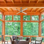 Pensi Indoor/Outdoor Ceiling Fan w/Remote Control -  /