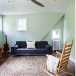 Plum Ceiling Fan with Remote Control -  /